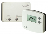 DANFOSS TP5000 WIRELESS ROOM STAT/PROGRAMMER USED WITH ELECTRIC COMBI BOILER