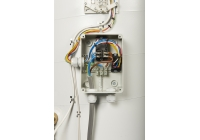 30 AMP CONTROL BOX USED WITH ELECTRIC COMBI BOILER