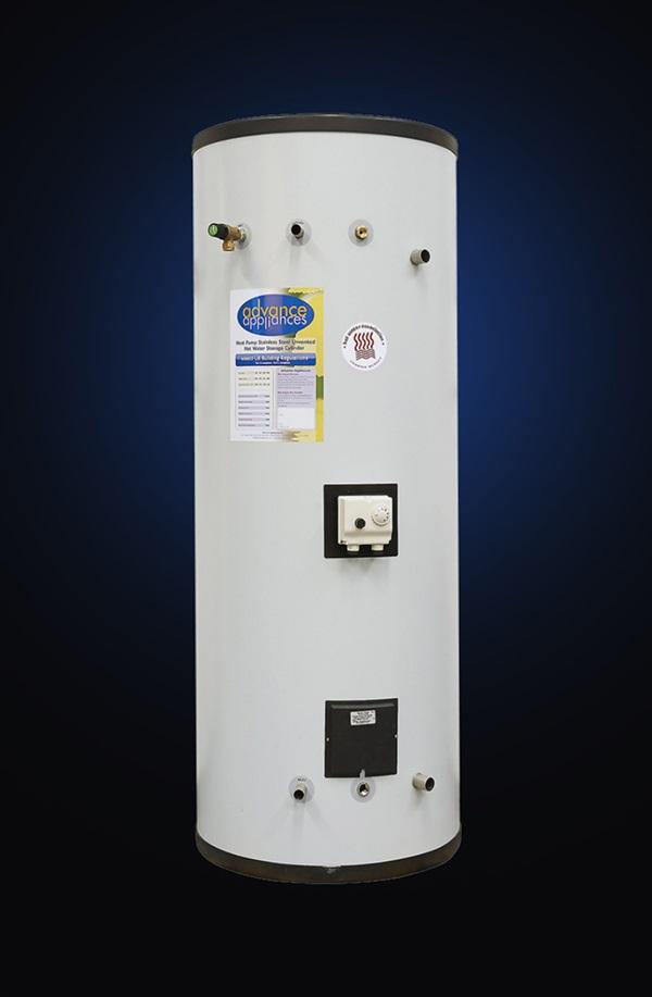 Heat Pump Cylinders