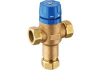 22MM HEATGUARD BRASS TEMPERING VALVE USED FOR ALL THERMAL STORES