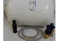 G3 KIT WITH EXPANSION VESSEL AND 22MM INLET GROUP 24 LITRE