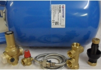 G3 KIT WITH EXPANSION VESSEL AND 28MM INLET GROUP 50 LITRE