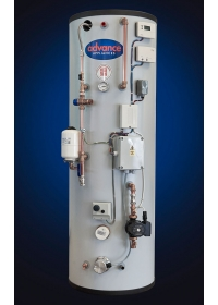 ELECTRIC COMBINATION BOILER ECB 210