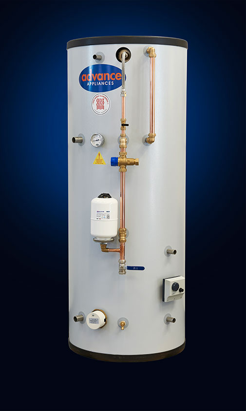 THERMAL STORE DIRECT WITH COLD SECTION SINGLE COIL TSD